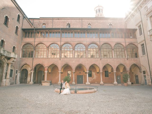 Il matrimonio di Fabio e Renata a Verona, Verona 140