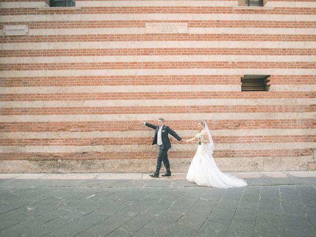 Il matrimonio di Fabio e Renata a Verona, Verona 141