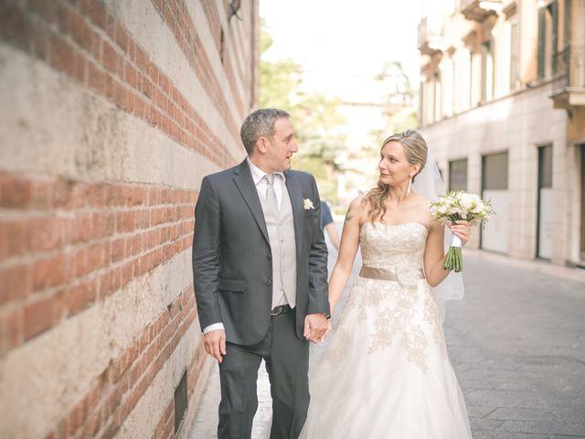 Il matrimonio di Fabio e Renata a Verona, Verona 145