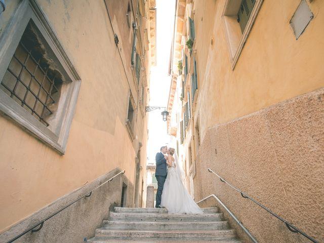 Il matrimonio di Fabio e Renata a Verona, Verona 147