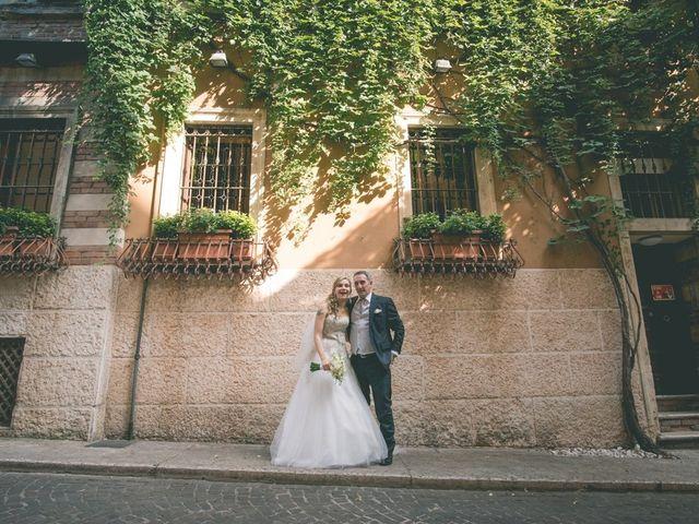 Il matrimonio di Fabio e Renata a Verona, Verona 149