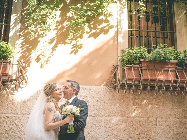 Il matrimonio di Fabio e Renata a Verona, Verona 150