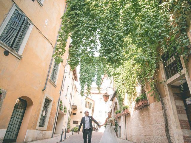 Il matrimonio di Fabio e Renata a Verona, Verona 151
