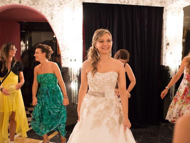 Il matrimonio di Fabio e Renata a Verona, Verona 180