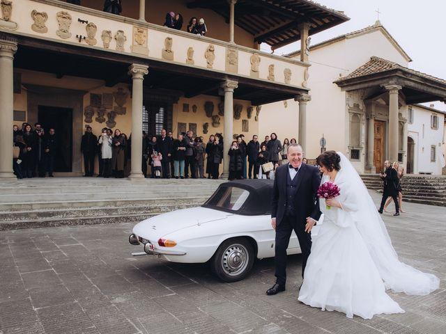 Il matrimonio di Andrea e Giulia a Fiesole, Firenze 2