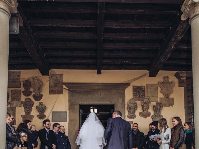 Il matrimonio di Andrea e Giulia a Fiesole, Firenze 5
