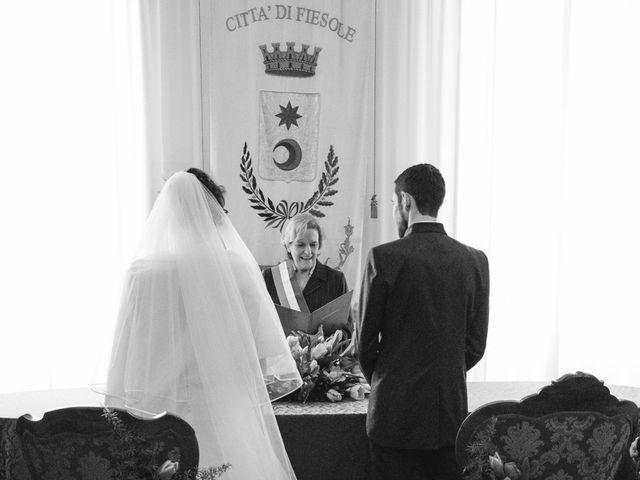Il matrimonio di Andrea e Giulia a Fiesole, Firenze 6