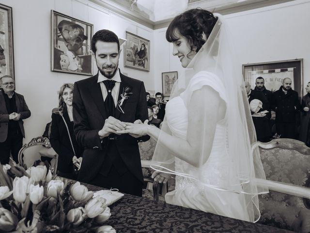 Il matrimonio di Andrea e Giulia a Fiesole, Firenze 8