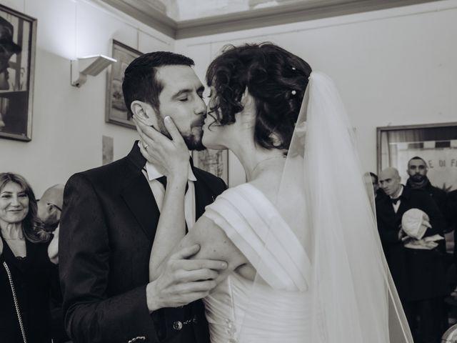 Il matrimonio di Andrea e Giulia a Fiesole, Firenze 9