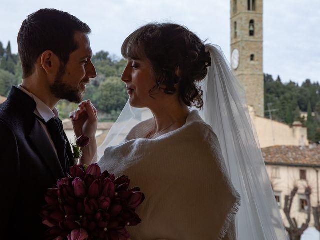 Il matrimonio di Andrea e Giulia a Fiesole, Firenze 11
