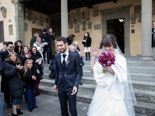 Il matrimonio di Andrea e Giulia a Fiesole, Firenze 13