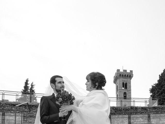 Il matrimonio di Andrea e Giulia a Fiesole, Firenze 15