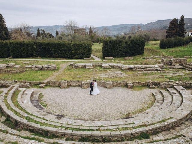 Il matrimonio di Andrea e Giulia a Fiesole, Firenze 17