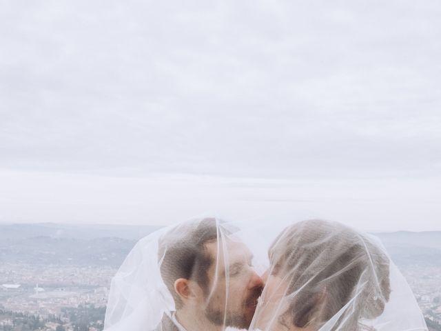 Il matrimonio di Andrea e Giulia a Fiesole, Firenze 18