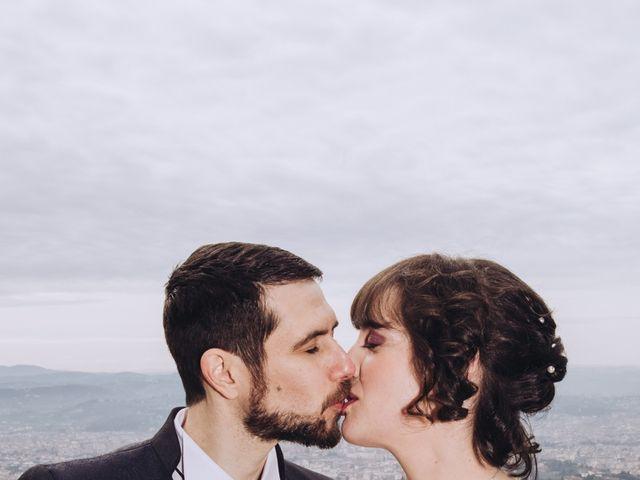 Il matrimonio di Andrea e Giulia a Fiesole, Firenze 19