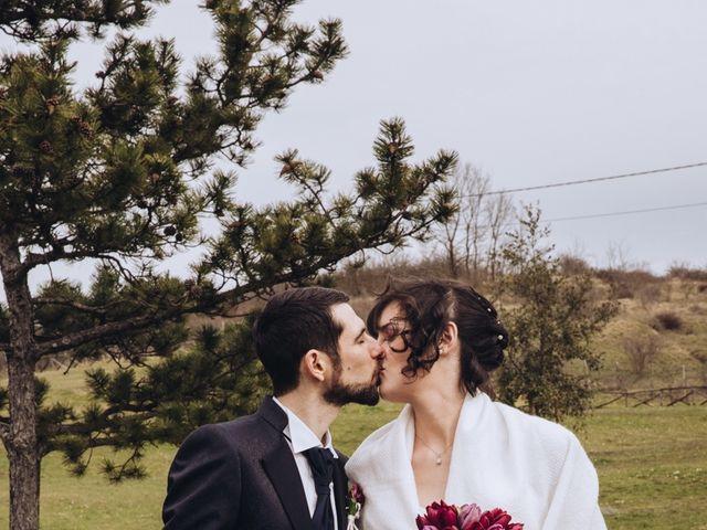 Il matrimonio di Andrea e Giulia a Fiesole, Firenze 21