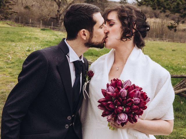 Il matrimonio di Andrea e Giulia a Fiesole, Firenze 22