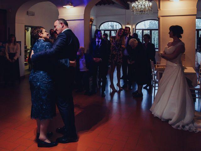 Il matrimonio di Andrea e Giulia a Fiesole, Firenze 32