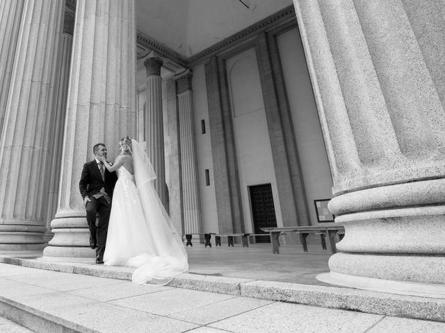 Il matrimonio di Stefano e Angelica a Prato Sesia, Novara 8