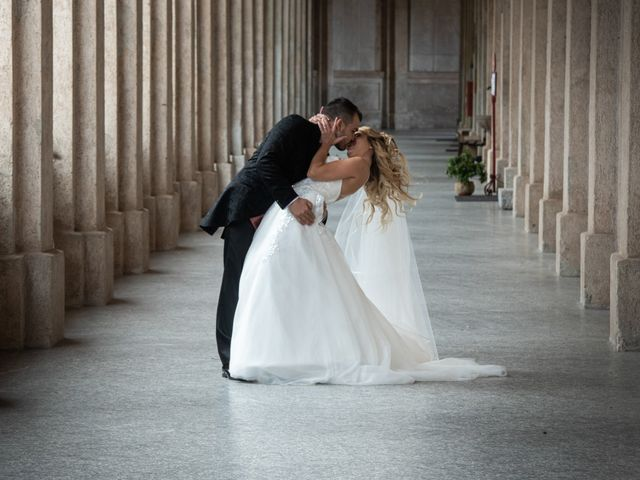 Il matrimonio di Stefano e Angelica a Prato Sesia, Novara 1