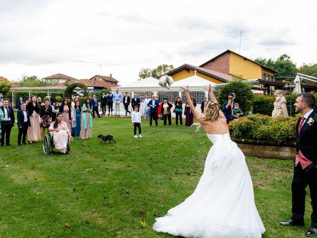 Il matrimonio di Stefano e Angelica a Prato Sesia, Novara 9