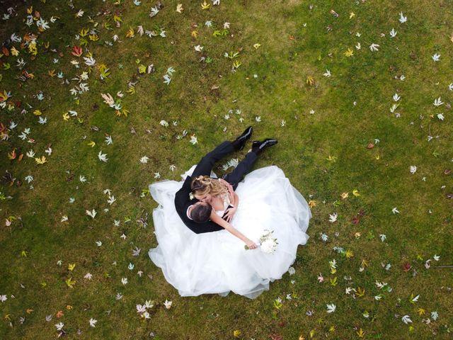 Il matrimonio di Stefano e Angelica a Prato Sesia, Novara 11