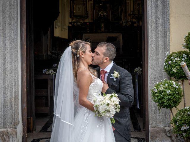 Il matrimonio di Stefano e Angelica a Prato Sesia, Novara 12