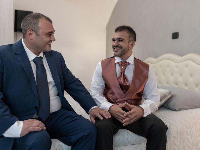 Il matrimonio di Stefano e Angelica a Prato Sesia, Novara 17