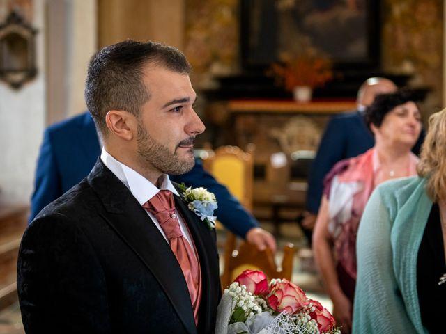 Il matrimonio di Stefano e Angelica a Prato Sesia, Novara 34