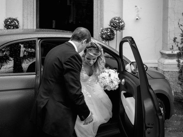 Il matrimonio di Stefano e Angelica a Prato Sesia, Novara 35