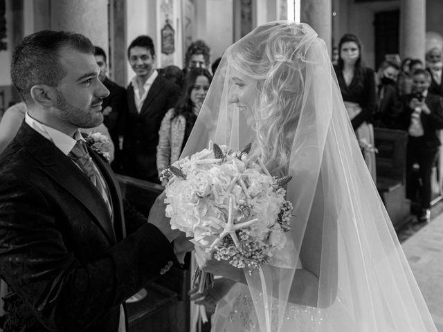 Il matrimonio di Stefano e Angelica a Prato Sesia, Novara 39