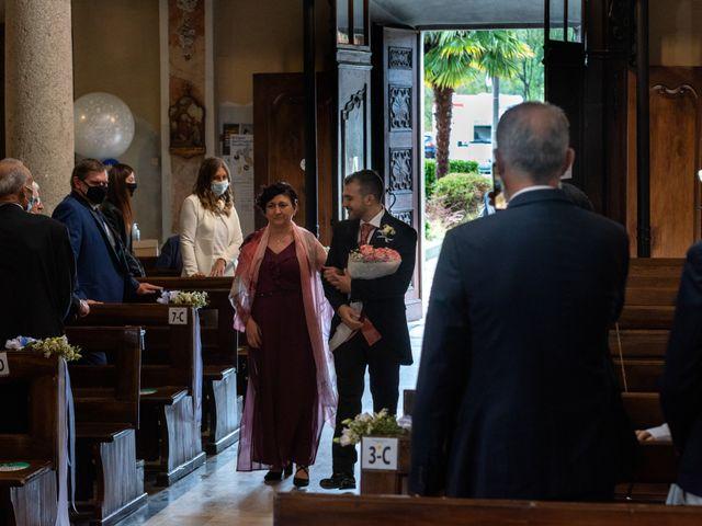 Il matrimonio di Stefano e Angelica a Prato Sesia, Novara 40