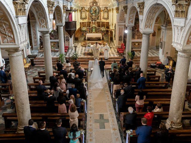 Il matrimonio di Stefano e Angelica a Prato Sesia, Novara 41