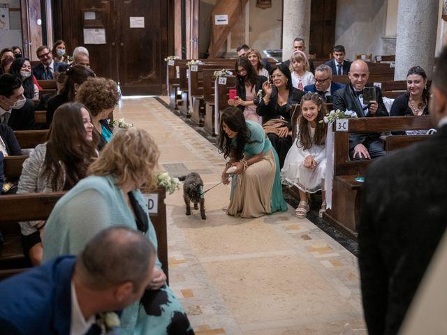 Il matrimonio di Stefano e Angelica a Prato Sesia, Novara 42