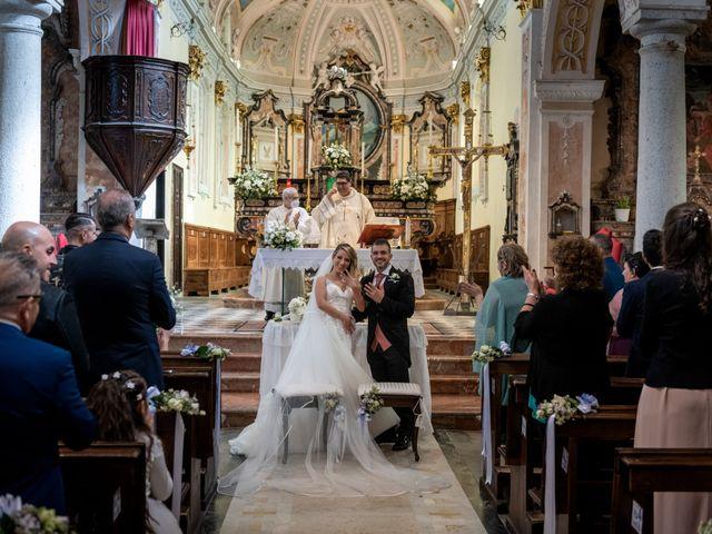 Il matrimonio di Stefano e Angelica a Prato Sesia, Novara 44