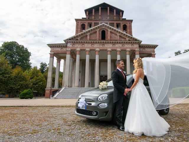 Il matrimonio di Stefano e Angelica a Prato Sesia, Novara 50