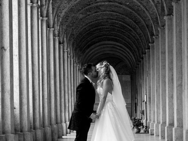 Il matrimonio di Stefano e Angelica a Prato Sesia, Novara 54
