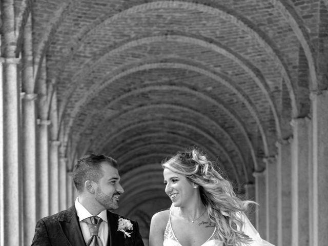Il matrimonio di Stefano e Angelica a Prato Sesia, Novara 55