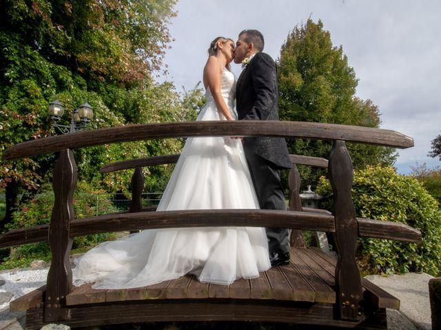 Il matrimonio di Stefano e Angelica a Prato Sesia, Novara 56