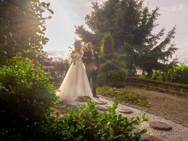 Il matrimonio di Stefano e Angelica a Prato Sesia, Novara 57