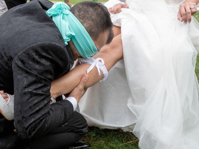 Il matrimonio di Stefano e Angelica a Prato Sesia, Novara 67