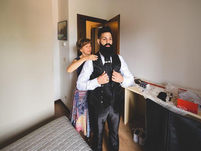 Il matrimonio di Ileana e Davide a Castions di Strada, Udine 4