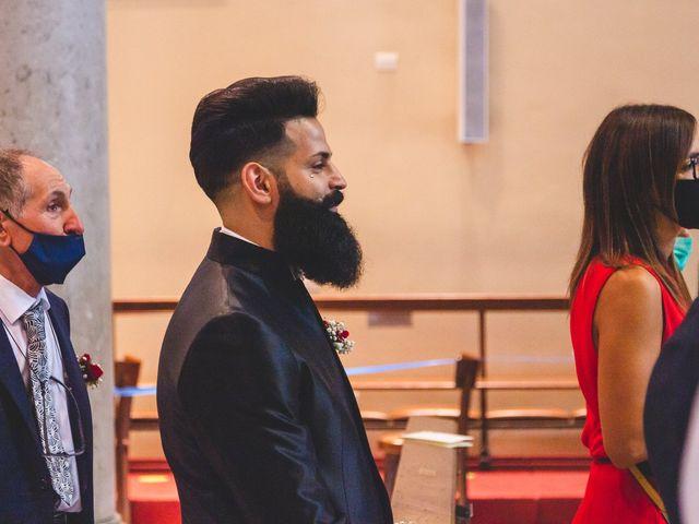 Il matrimonio di Ileana e Davide a Castions di Strada, Udine 37