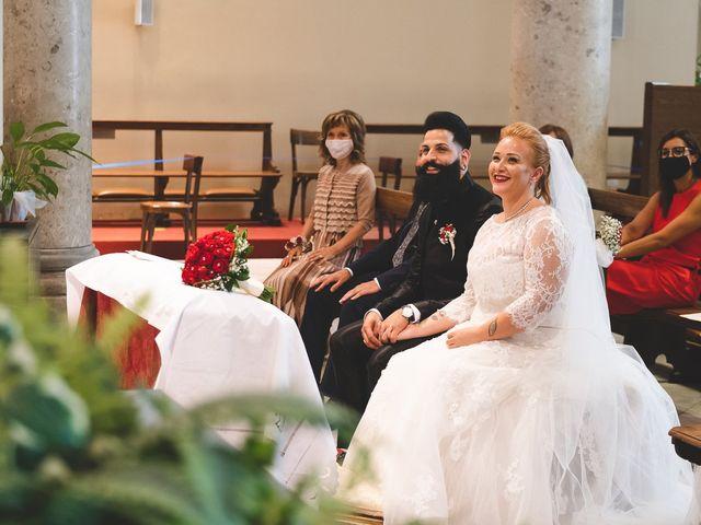 Il matrimonio di Ileana e Davide a Castions di Strada, Udine 44