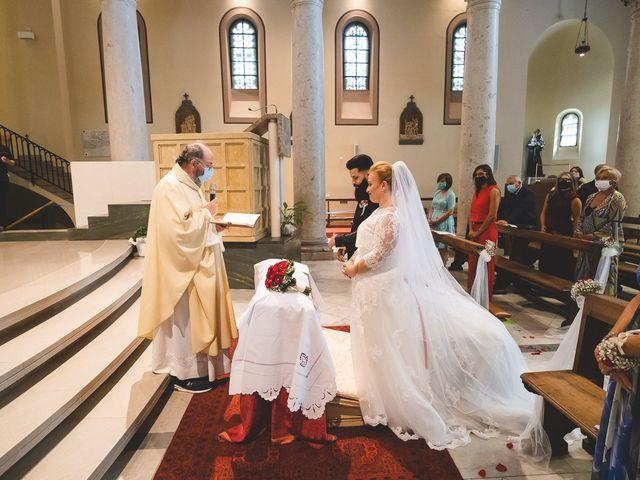 Il matrimonio di Ileana e Davide a Castions di Strada, Udine 45