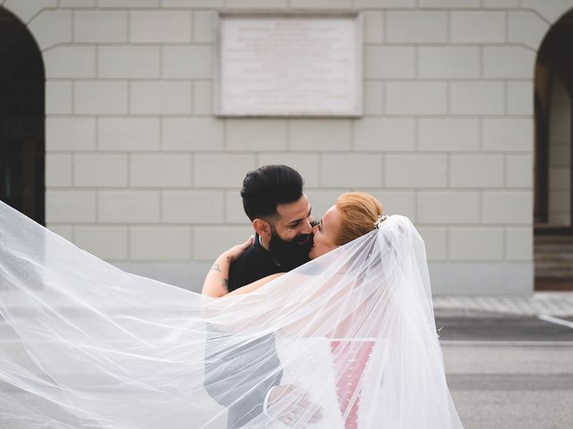 Il matrimonio di Ileana e Davide a Castions di Strada, Udine 62
