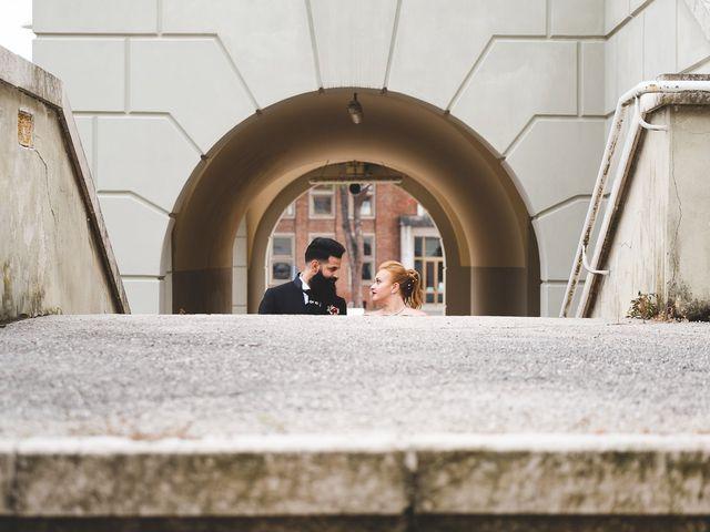 Il matrimonio di Ileana e Davide a Castions di Strada, Udine 67