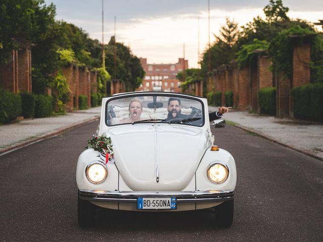 Il matrimonio di Ileana e Davide a Castions di Strada, Udine 73