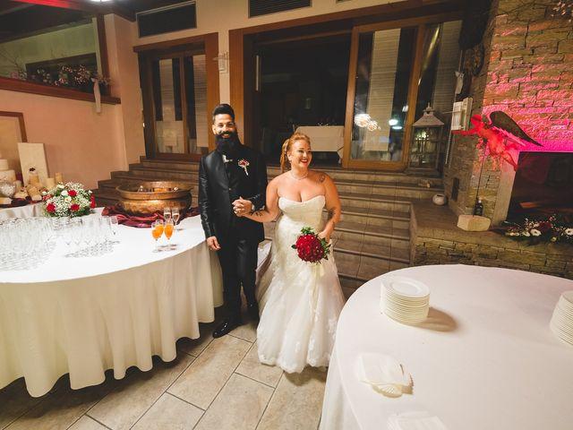 Il matrimonio di Ileana e Davide a Castions di Strada, Udine 75