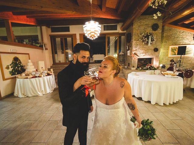Il matrimonio di Ileana e Davide a Castions di Strada, Udine 76
